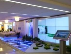 """Интерактивный стол DEDAL Ассистент 32""""  на мероприятие Совета Федерации"""
