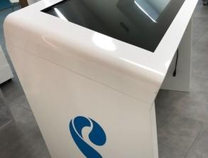 """Поставка 3 интерактивных столов для компании """"Ростелеком"""""""