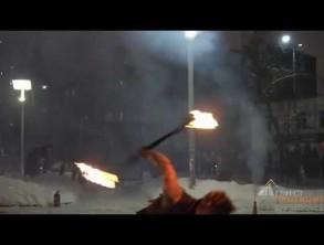 Гефест Ивент организовал fire show