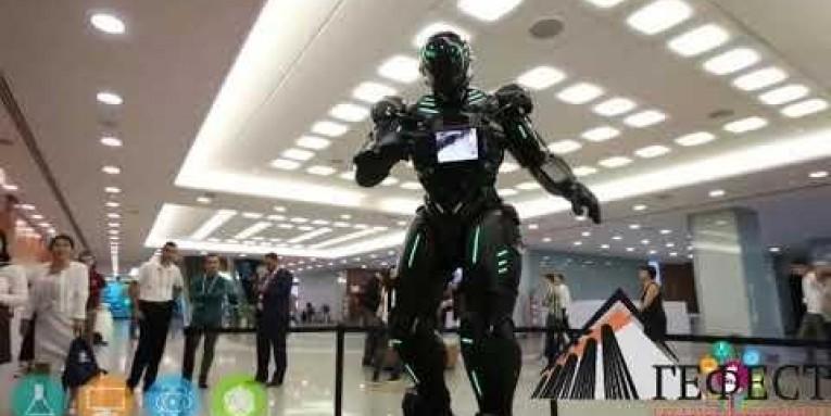 Робот Зевс. Эксклюзивное Арендное решение от ГК Гефест Капитал.