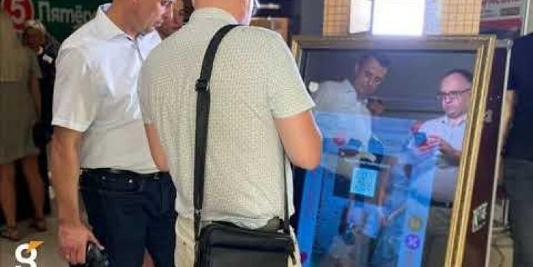 Компания Гефест Проекция г.Сочи предоставила в аренду 2 ноутбука и селфи-зеркало