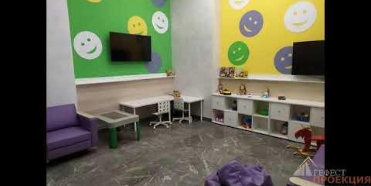 Компания «Гефест Проекция РТ» произвела поставку детского интерактивного стола