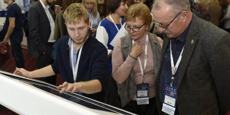 Аренда Интерактивной фотолаборатории для стенда Мерк