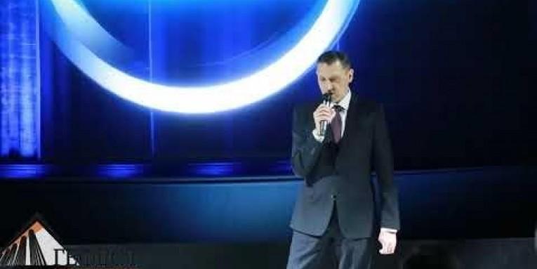 Шоу-презентация нового Nissan Qashqai на заводе в Санкт-Петербурге.