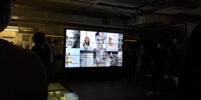 Компания « Гефест Капитал» предоставила видеостену для закрытого мероприятия бюро 159 Foundation в КМ20.