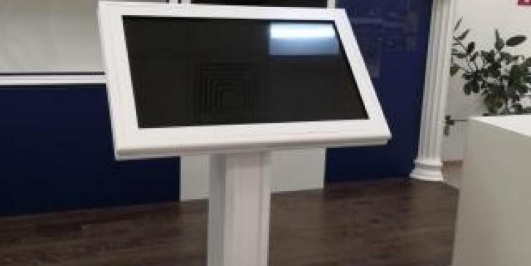 Компания Гефест Капитал произвела поставку сенсорных столов по 20ти адресам МФЦ г. Москвы