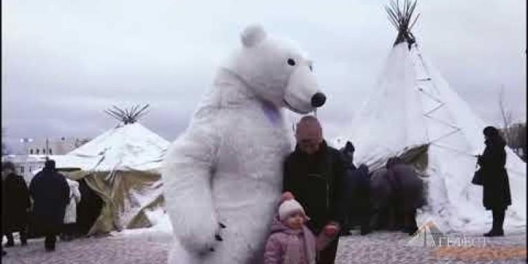 Гефест Ивент организовал новогоднее шоу: «Калуга - Новогодняя столица России».