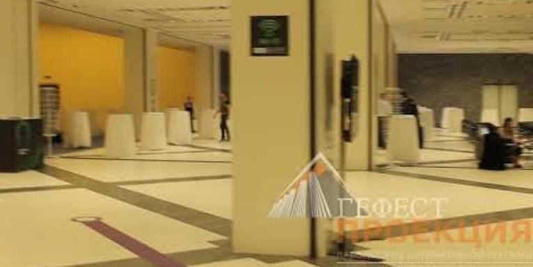 """Компания """"Гефест Капитал"""" предоставила интерактивные столы Dedal presenter 42"""
