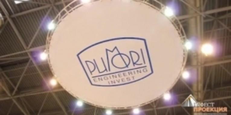 Бесшовная видеостена 3x3 Orion для компании «Pumori Engineering Invest»