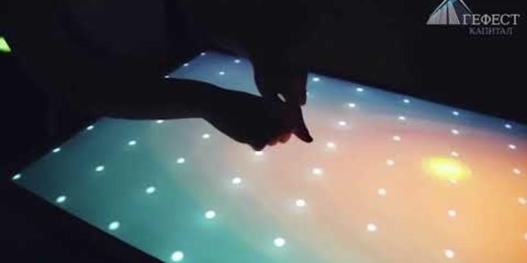 Интерактивный бар - интерактивная барная стойка - ibar