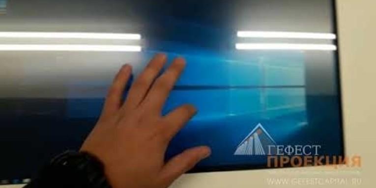 """Компания Interactive Russia (Gefest Projection, Dedal Evolution) произвела поставку сенсорного киоска Dedal Maestro 24"""" для компании Edcom"""