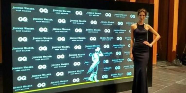 Церемония «GQ Человек года»-2016: интерактивная стена и голографические пирамиды