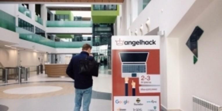 Организация мероприятия для AngelHack