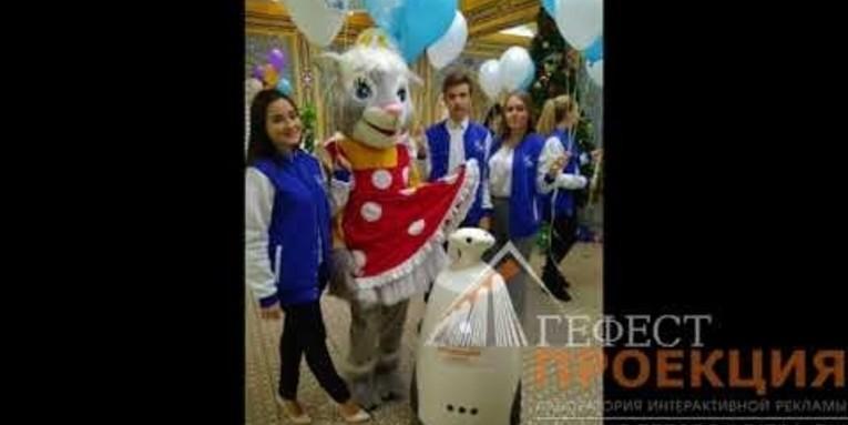 Сегодня в Казани в ресторане Шах прошло мероприятие «Щедрый вторник» для особенных детей.